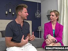 Realitykings - MILF hunter - levi bucks rachel sterling - twat pearls maturepornvideos